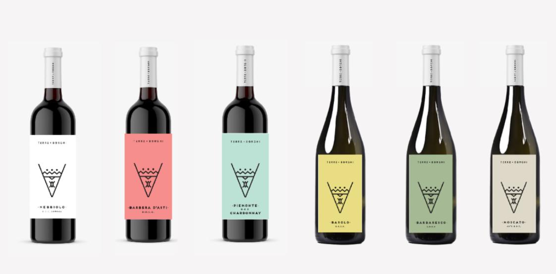 Terre & Borghi product range